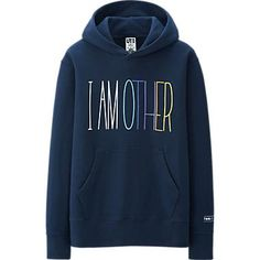 MEN I AM OTHER SWEAT LONG SLEEVE HOODIE