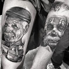 Done by Antonio Macko, tattoo artist at Macko Tattoo Studio (Monopoli), Italy TattooStage.com - Rate & review your tattoo artist. #tattoo #tattoos #ink