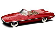1957 Chrysler Diablo by Ghia