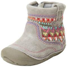 Amazon.com: Stride Rite SRT SM Ainsley Boot (Infant/Toddler): Shoes quinn - size 5