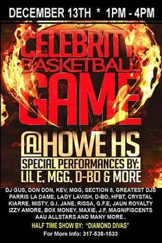 #IndyUrbanMusicAwards #CelebrityBasketballGame