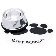 Build a Bear Workshop 2 pc BEST FRIENDS Dog Bowl Set  Teddy Bear Accessory >>> Learn more by visiting the image link. This is an Amazon Affiliate links.