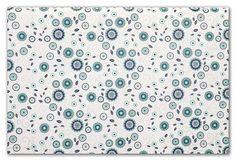 Floral Pattern Tissue Paper - Free Spirit Tissue Paper, 20 x 30' (200 Sheets