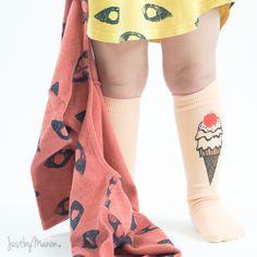 Bebe de pino kneesocks, more styles available.