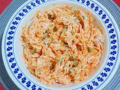 Σαλάτα καρότο με σάλτσα γιαουρτιού / Carrot salad with yogurt sauce