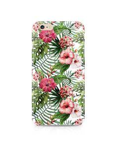Phone Case - Exotic Flowers - ZO-HAN - Obudowy do telefonów