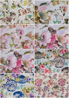 Eastern inspired florals at Hertex Fabrics Hertex Fabrics, Florals, Inspired, Painting, Inspiration, Home Decor, Art, Floral, Biblical Inspiration