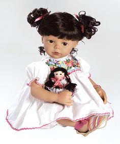 Another great find on #zulily! Cosita Maria Doll by Paradise Galleries #zulilyfinds