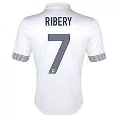 Ribery de la Selección de Francia Eurocopa 2012 Away Camiseta fútbol online   851  - €16.87   Camisetas de futbol baratas online! 799064b1c33a5
