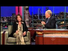 Steven Tyler on the Late Show with David Letterman one of my favorite interviews of Steven. LMAO Good!