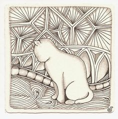 SuZen Art: Launched a line of Cards at The Grateful Dog Bakery