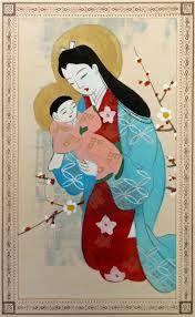 Japanese catholic art - Google Search