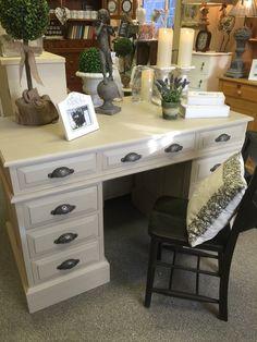 Old Pine Desk Revamped