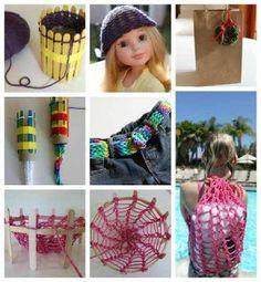 """Képtalálat a következőre: """"CSIPKEHORGOLÁSSAL KESZTYŰ KISLÁNYOKNAK"""" Crochet Necklace, Crochet Hats, Diy, Fashion, Knitting Hats, Moda, Bricolage, Fashion Styles, Do It Yourself"""