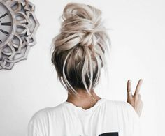 Every Lazy Girl Will Love This New Hair Trend| Easy Hair Style| Bun| Trends