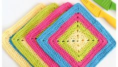 [Free Pattern] Brighten Up Your Kitchen With These Gorgeous And So Easy To Make…