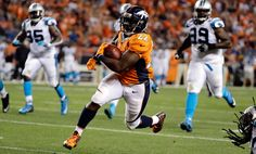 How the Broncos kept calm and carried on in their win over the Panthers