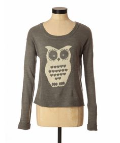 bootlegger.com : kismet popover owl sweater Owl Sweater, Sweater Hoodie, Hoodies, Sweatshirts, My Style, Sweaters, Mens Tops, Clothes, Shopping