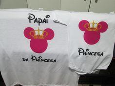 Kit Papai da Princesa ... Princesa do Papai !!! By Silkstars