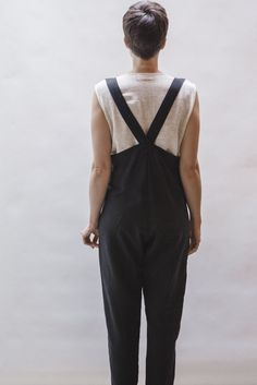 MB Overall in Black