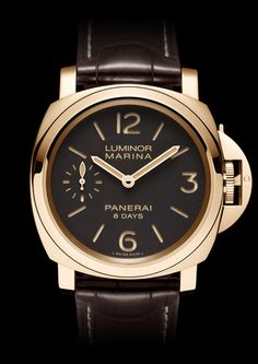 Panerai's new P.5000 Family