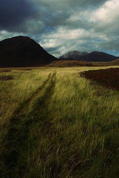 Skye 1 by Alastair Temple, via Behance