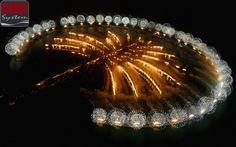 Feux d'artifices CUBISYSTEM la solution flottante DUBAI