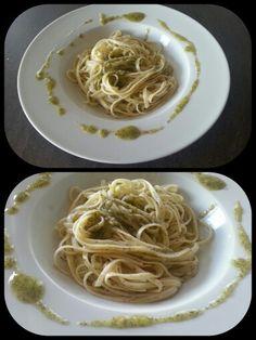 Spaguetti pesto