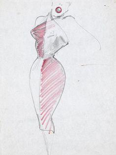 Essay - Design Download: Antony Price - SHOWstudio - The Home of Fashion Film