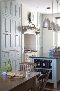 La inspiración de la cocina: 7 hermosa sekelskifteskök - Cómoda casa