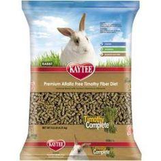 Kaytee Timothy Complete Rabbit - 4/9.5 lb.