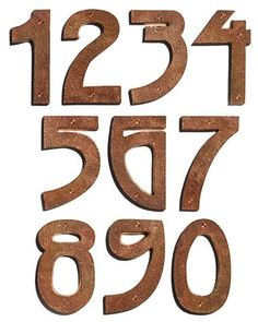 Real patina copper house badge 4 numbersReal patina copper house badge 4 numbersArts and Crafts Mission copper house numbersPrairie Solid Copper house numbersReal Patina Copper House Plaque 4 Numbers Real Patina Copper House Plaque 4 Estilo Craftsman, Craftsman Style, Craftsman House Numbers, Craftsman Homes, Craftsman Decor, Craftsman Trim, Craftsman Kitchen, Arts And Crafts House, Home Crafts