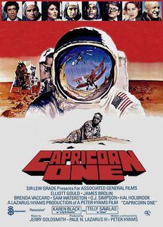 Capricornio Uno / Capricorn One (1978) - Peter Hyams