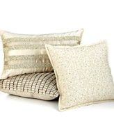 Hotel Collection Bedding, Celestial Decorative Pillow Collection