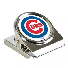 Must have product now available: Chicago Cubs Meta... Get it here! http://www.757sc.com/products/chicago-cubs-metal-magnet-clip?utm_campaign=social_autopilot&utm_source=pin&utm_medium=pin