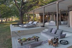 Ultra-luxe bush boutique hotel in Zambia! Chinzombo Camp, South Luangwa, Zambia