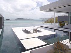 azuris House By Renato D'Ettorre Architects – rooms that inhabit the entire landscape