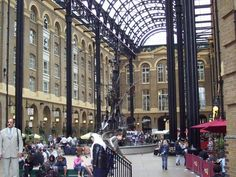 Book your tickets online for Hay's Galleria, London: See 154 reviews, articles, and 130 photos of Hay's Galleria, ranked No.256 on TripAdvisor among 1,515 attractions in London.
