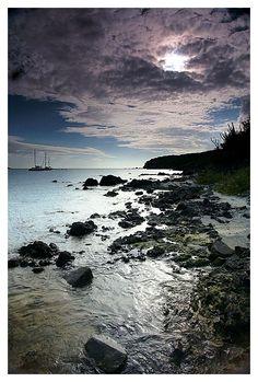 Salt Pond Bay - St. John, US Virgin Islands