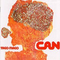"""""""Tago Mago"""", Can (1971). Disco clave del """"kraut rock"""", un álbum experimental y repleto de ideas. Más de 40 años después de su edición original, sigue conservando su originalidad y creatividad."""