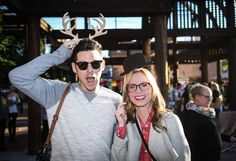 Phoenix Flea + A Christmas Tree! - Love and Specs