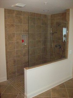 roll in shower - Google Search