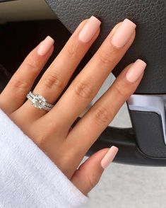 100 Beautiful wedding nail art ideas for your big day 1 – Fa.- 100 Beautiful wedding nail art ideas for your big day 1 Fab Mood Manicures, Gel Nails, Coffin Nails, Glitter Nails, Nails After Acrylics, Coffin Acrylics, Nail Polish, Bride Nails, Nagellack Trends
