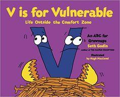 Seth Godin - V is for Vulnerable