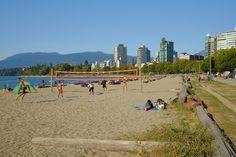 Perfect downtown beach. Vancouver Photos, Dolores Park, Beach, Travel, Viajes, Seaside, Trips, Tourism, Traveling