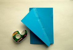 how to make a simple paper kite for kids