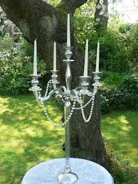 pearl candelabra - Google Search