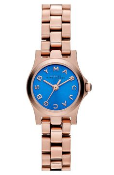 MARC BY MARC JACOBS 'Henry Dinky' Bracelet Watch | Nordstrom plus up to 7.5% Cash Back