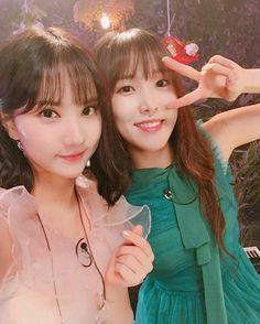 ♡ 여자친구 GFriend ♡ ♤ : Eun Ha & YuJu #