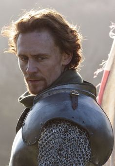 Tom Hiddleston as Henry V - The Hollow Crown